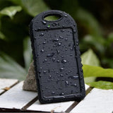 LIMITED EDITION Portable Waterproof Solar Charger Dual USB External Battery Power Bank - 80% OFF & FREE SHIPPING THIS WEEK! - Veteran Tees - 2