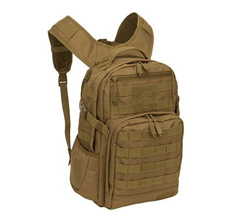 SOG Coyote Ninja Tactical Day Pack, 24.2-Liter Storage