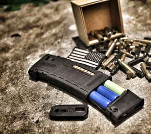 Tactical Magazine Powerbank Universal USB Phone Charger