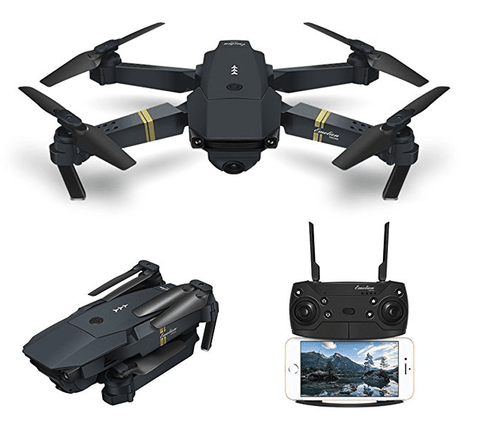 G6 Combat Foldable HD Drone - FLASH SALE!