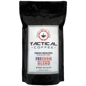 "Tactical Coffee ""FREEDOM BLEND"" Subscription - Made in the USA!"