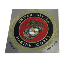LIMITED EDITION USMC United States Marine Corps Sticker Decal - 50% OFF & FREE SHIPPING WHILE SUPPLIES LAST! - Veteran Tees - 1