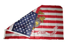 3x5 American Flag EGA Marines Marine Corps Knitted Flag (150D) - 70% OFF WHILE SUPPLIES LAST! - Veteran Tees - 2