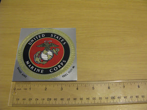 LIMITED EDITION USMC United States Marine Corps Sticker Decal - 50% OFF & FREE SHIPPING WHILE SUPPLIES LAST! - Veteran Tees - 2