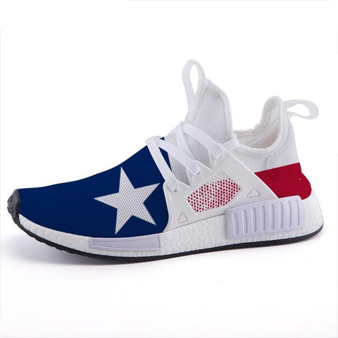 Limited Edition Texas Speed Sport Shoes