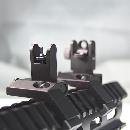 B-TAC 45 DEGREE BACK UP IRON SIGHTS