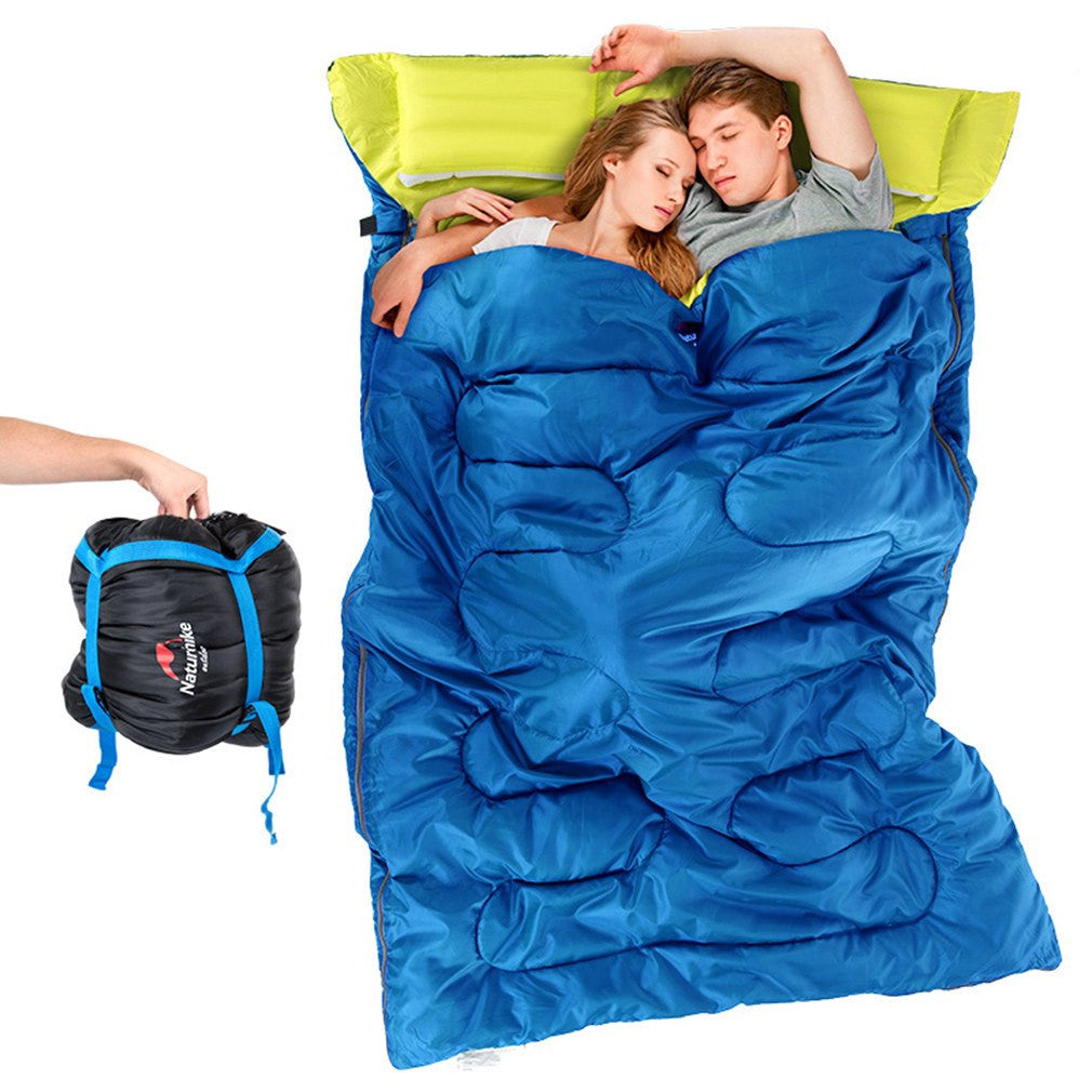 2 Person Double Sleeping Bag 23F/-5C 2 Person Camping ...