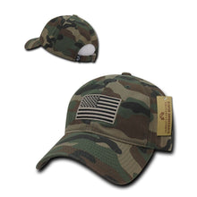 Limited Edition Camo American Flag Hat - Veteran Tees - 1