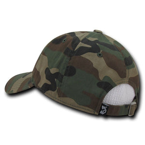 Limited Edition Camo American Flag Hat - Veteran Tees - 3