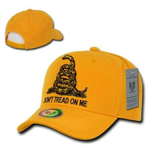 Don't Tread On Me Baseball Cap - Veteran Tees - 3