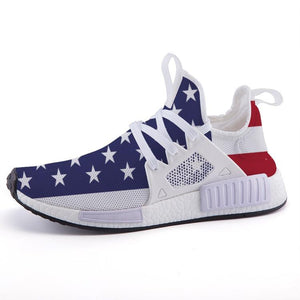 "American Flag ""Speed"" Sport Shoes"