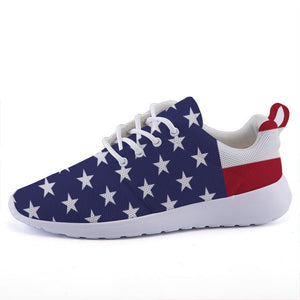 "American Flag ""Patriot"" Running Shoes"