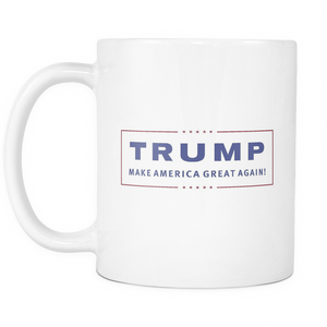 "Limited Edition ""Make America Great Again"" Coffee Mug - Veteran Tees - 3"