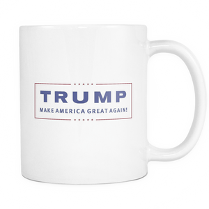 "Limited Edition ""Make America Great Again"" Coffee Mug - Veteran Tees - 2"