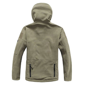 Delta Men's Tactical Sport Fleece Hoodie Jacket