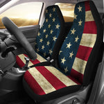 "American Flag ""Freedom"" Seat Covers (Set of 2)"