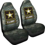 Army Seat Covers (Set of 2)