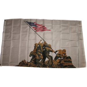 LIMITED EDITION 3x5 Iwo Jima Flag - 50% OFF WHILE SUPPLIES LAST! - Veteran Tees