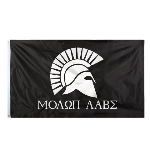 LIMITED EDITION MOLON LABE 2ND AMENDMENT 3x5 FLAG - 50% OFF WHILE SUPPLIES LAST! - Veteran Tees