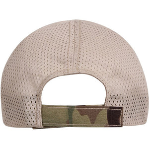 Multicam - Adjustable Mesh Back Tactical Cap - Veteran Tees - 3