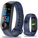 Sport Smart Band Watch2019  Heart Rate Monitor Blood Pressure Fitness Tracker New Wrist band Men And Women