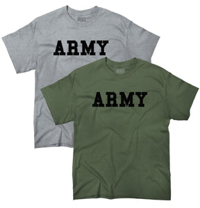 LIMITED EDITION US Army Navy Air Force USAF Marine USMC Military PT Shirt - 40% OFF WHILE SUPPLIES LAST! - Veteran Tees - 1