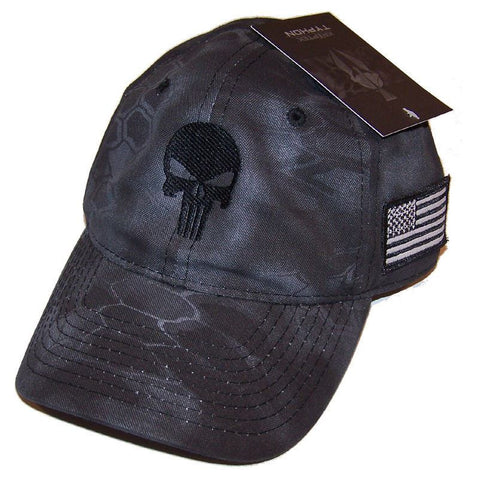 LIMITED EDITION KRYPTEK PUNISHER CAP - 40% OFF WHILE SUPPLIES LAST - Veteran Tees - 1