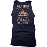 """Six Things You Don't Mess With"" Shirts, Tanks, Longsleeves, & Hoodies"