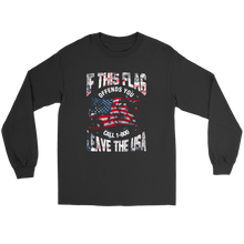 """1-800 Leave The USA"" Shirts, Long Sleeves, Tanks, & Hoodies"