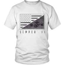 "LIMITED EDITION ""SEMPER FI"" EXCLUSIVE DESIGN - 30% OFF WHILE SUPPLIES LAST! - Veteran Tees - 2"