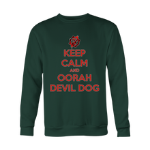 "LIMITED EDITION ""KEEP CALM AND OORAH"" - 30% OFF WHILE SUPPLIES LAST! - Veteran Tees - 6"