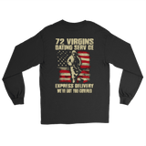 """72 Virgins Dating Service"" Shirts, Tanks, Longsleeves, & Hoodies"
