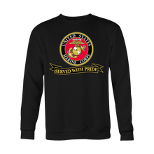 "Limited Edition USMC ""Served With Pride"" Shirt, Sweatshirt, Hoodie - 30% OFF WHILE SUPPLIES LAST! - Veteran Tees - 4"