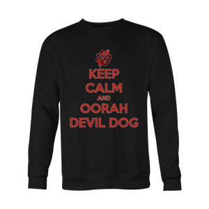 "LIMITED EDITION ""KEEP CALM AND OORAH"" - 30% OFF WHILE SUPPLIES LAST! - Veteran Tees - 5"