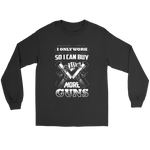 """Work For Guns"" Shirts, Tanks, Longsleeves, & Hoodies"