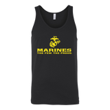 "LIMITED EDITION - Marines ""The Few. The Proud."" Single Sided - Veteran Tees - 4"