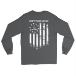 """Don't Tread On Me"" Double Sided Shirts, Tanks, Longsleeves, & Hoodies"
