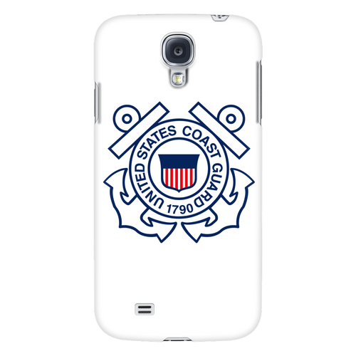 LIMITED EDITION - U.S. Coast Guard Phone Case - Veteran Tees - 1