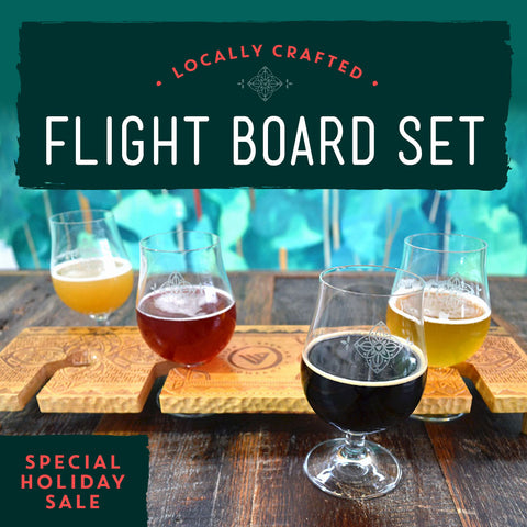 Holiday Flight Board Set