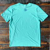 Tribal Otter Tee - Mint