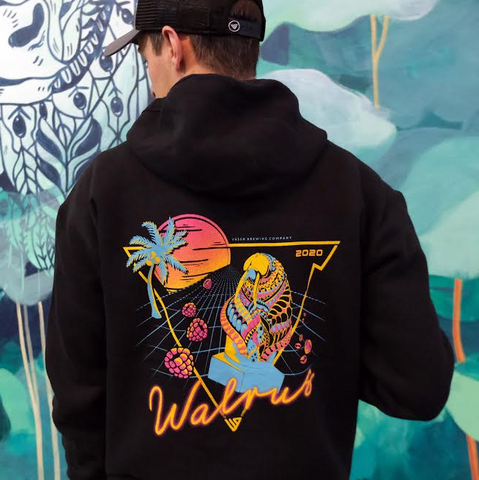 The Walrus Hoodie - 2020 Pull Over