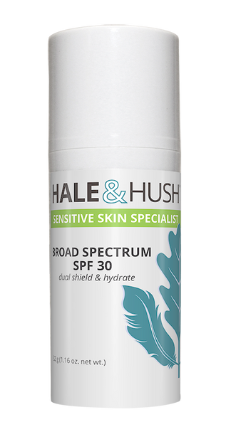 Broad Spectrum SPF 30 - (Dual Shield & Hydrate) Now in LARGER SIZE!