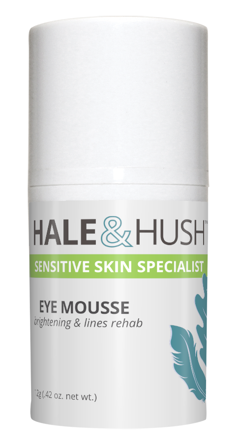 Eye Mousse - (Brightening & Lines Rehab)