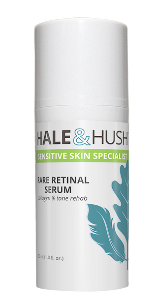 Rare Retinal Serum - (Collagen & Tone Rehab)