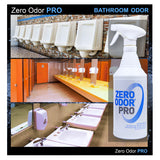 Zero Odor Pro Multi-Purpose Commercial Odor Eliminator, Trigger Spray, 32-Ounce