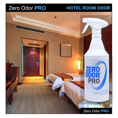 Zero Odor® Pro Multi-Purpose Commercial Odor Eliminator, Trigger Spray, 32-Ounce