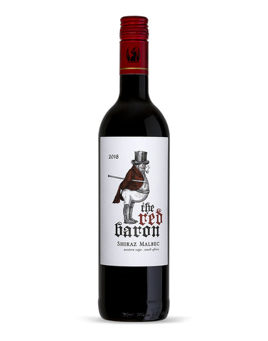 Gabb Family Vineyards Red Baron Shiraz Malbec 2018