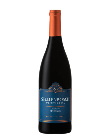 Stellenbosch Vineyards Bushvine Pinotage 2017