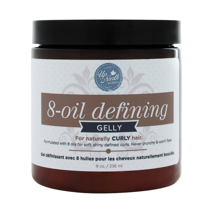 Front image of 8-oil defining gelly