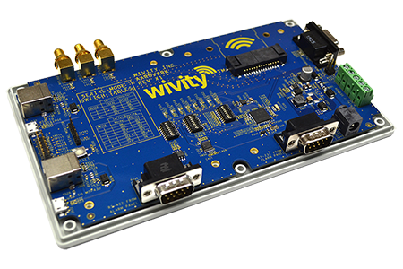 WiviCard Development Kit- Sigfox Region 2 Edition